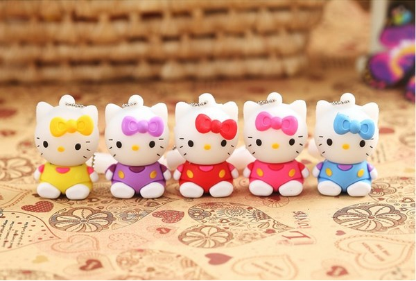 Флешка Hello Kitty 1 г 2 ГБ 4 ГБ 8 ГБ 16 ГБ 32 ГБ 64 ГБ